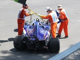 Pit-lane start for Wehrlein after qualifying smash