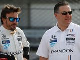 Fernando Alonso's Indy 500 'very important' for McLaren/Honda relationship