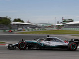 Mercedes explains Hamilton's Montreal issue