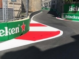 Kerb shortened at Turn 8 after incidents