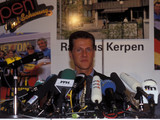 'Schumacher considered quitting after Senna's death'