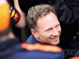 Horner 'nearly got violin out' for Hamilton's Ferrari moan