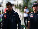 Red Bull is different since Verstappen joined Ricciardo