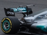 Mercedes to trial shark fin in testing