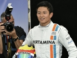 Indonesia to raise funds to keep Haryanto in F1