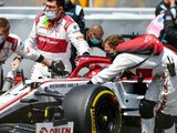 Alfa Romeo working hard to close the gap at Belgian Grand Prix