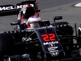 Button unhappy with tyre pressure