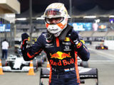 """I didn't really expect to fight for pole today"" – Verstappen"
