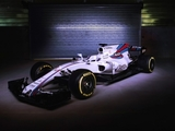 Williams formally presents 2017 F1 car