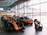 McLaren simulator role up for grabs for gamers