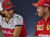 Replace Vettel at Ferrari? 'Not the right time'