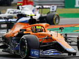 Norris rues Monza traffic: 'Not a nice position to be in'