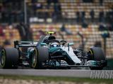 Bottas felt he deserved China F1 victory