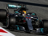 Hamilton tops first practice as Mercedes dominate