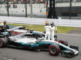 Japanese GP: Qualifying notes - Mercedes