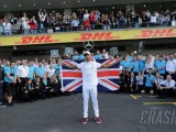 Knighthood 'not on my mind' - Hamilton