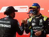 Ricciardo: Like to try to hurt Hamilton as a team-mate