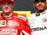 Raikkonen wins, Hamilton denied