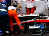 Jules Bianchi suffered 254G impact in Suzuka crash