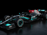 "Mercedes W12 shows off ""sexy bulge"", ""new clothes"" and a veil of secrecy"