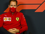 "Vettel dejected at ""very bad stop"" that ""cost us our race"""