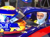 Albon makes his F1 debut with first STR14 run