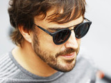 Alonso reacts to official F1 tweet