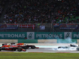 Ricciardo heads Red Bull 1-2 in drama filled Malaysia GP