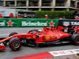 Charles Leclerc: No panic, but Mercedes out of reach