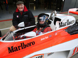 The voice of F1, Murray Walker, has died