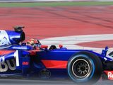 Toro Rosso left frustrated by lack of running