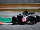 Magnussen almost had repeat of Grosjean's accident