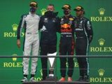 Verstappen Wins As Russell Clinches His First Podium At A Rain-Hit Belgian Grand Prix