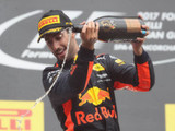 Belgian GP: Race notes - Red Bull