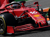 Technical Insight: Ferrari with a new front wing in Monza