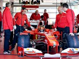 Ocon impresses in Ferrari F1 test