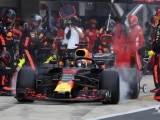 Red Bull F1's quickest pit crew, Ferrari with best 2018 stop