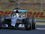 FP2: Hamilton top as Red Bull emerge second best