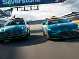 Aston Martin unveils new F1 safety and medical cars for 2021