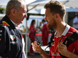 """No place for Vettel"" at Red Bull - Marko"