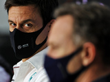 Wolff labels Horner 'a windbag' as spat continues