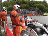"""Raikkonen - F1 drivers can go as slow as they want at """"boring"""" Monaco"""