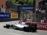 Brake Temperature issues end Stroll's Monaco debut