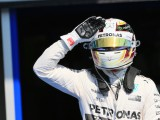 Hamilton dominates to take pole as Ferrari struggle