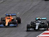 Sainz: 'Pretty easy' to overtake Hamilton, Bottas