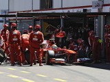 Rules allow test with old car says Ferrari