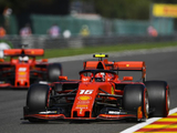 Vettel given Ferrari team orders to let Leclerc through