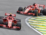Vettel had no issues giving place to Raikkonen