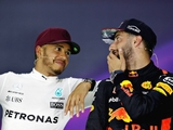 Ricciardo: Hamilton kept a cooler head than Vettel