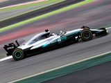 Mercedes, Williams continue to up the pace